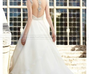 wedding, wedding gowns, and wedding dresses image