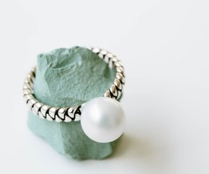 pearl brACELET, pearl necklace, and christmas gift image