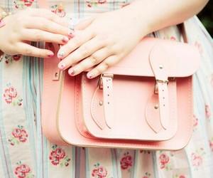 pastel, cute, and bag image
