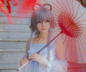 cosplay, luo tianyi, and vocaloid image