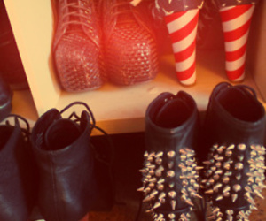 shoes, fashion, and usa image