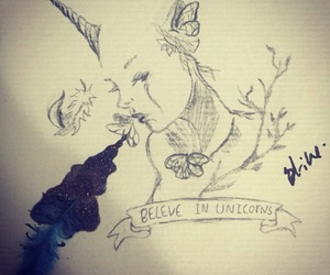 unicorn believe magic image