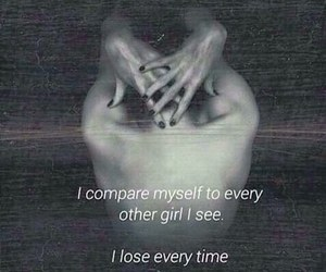 sad, quotes, and lose image