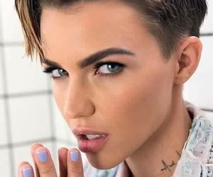 ruby rose, beautiful, and girl image