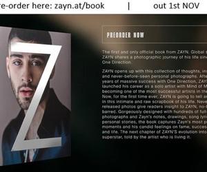 book, zayn, and zayn book image