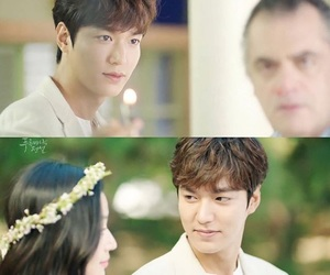 lee min ho, kdrama, and jeon ji hyun image