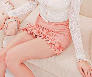beauty, fashion, and pastel image