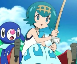 anime, pokemon, and pokemon sun image