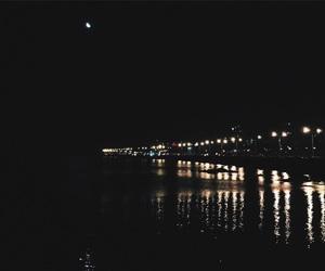 lights, night, and uruguay image