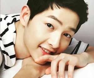 boy, kdrama, and song joong ki image