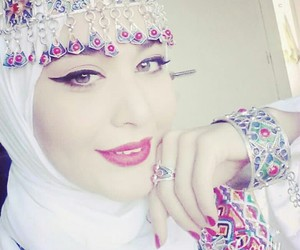 dz, algerian beauty, and maghreb image