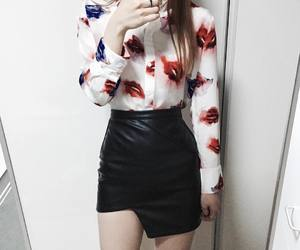 clothes, skirt, and fashion image