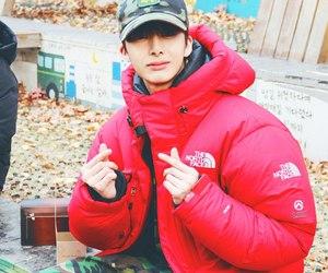 cute, monbébé, and hyungwon image