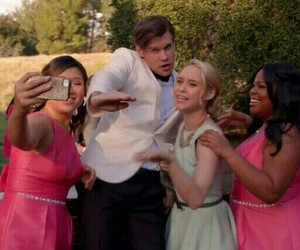glee, kitty, and mercedes image
