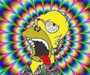 Homero, thesimpsons, and himero image