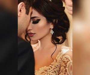 casamento, make-up, and noiva image