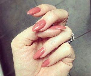nails, pretty, and style image