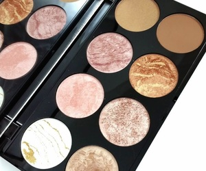 beauty, fashion, and palette image