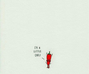 cute, chili, and funny image