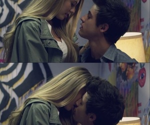 couple, lia marie johnson, and expelled image