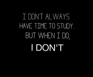 quote, funny, and school image