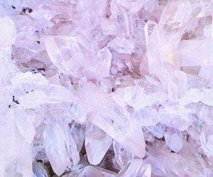 crystal, lilac, and purple image