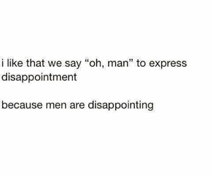 funny, men, and quote image