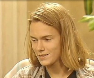 80s, river phoenix, and smile image