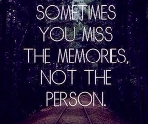 memories, miss, and person image