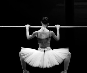 dance, ballet, and beautiful image