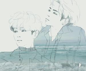 kpop, Jonghyun, and Onew image