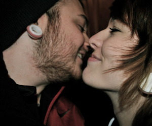 couple, Plugs, and love image
