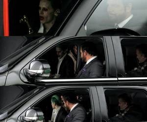 30 seconds to mars, jared leto, and the joker image