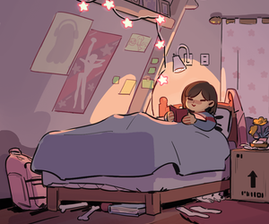 art, fairy lights, and mettaton ex image