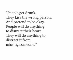 quotes, drunk, and people image