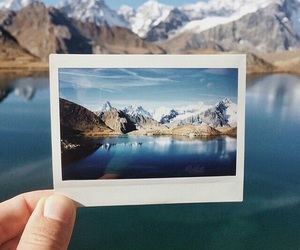 beautiful, travel, and water image