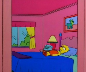 simpsons, the simpsons, and lisa image