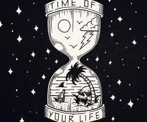 life and time image