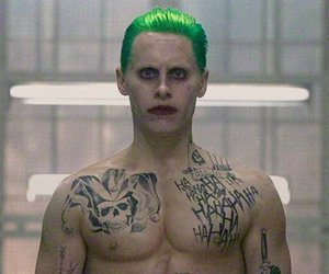 30 seconds to mars, suicide squad, and jared leto image
