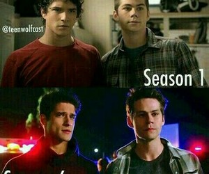 teen wolf, season 6, and scott mccall image