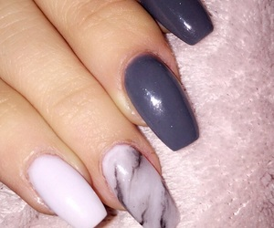 aesthetics, chic, and nails image