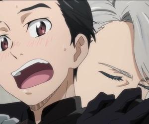 anime, yaoi, and yuri on ice image