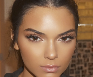 beautie, Kendall, and makeup image