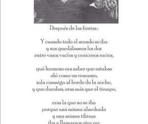 julio cortazar, poem, and poetry image