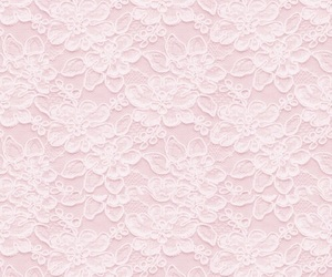 pink, wallpaper, and lace image