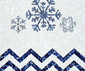 wallpaper, blue, and christmas image