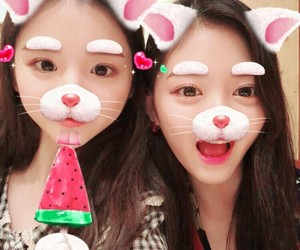 heejin, hyunjin, and kpop image