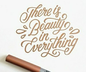 beauty, calligraphy, and everything image