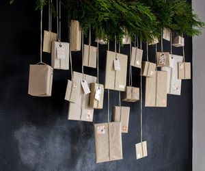advent calendar, christmas, and decor image