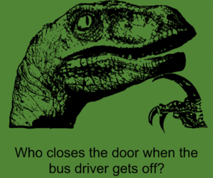 dinosaur, funny, and green image